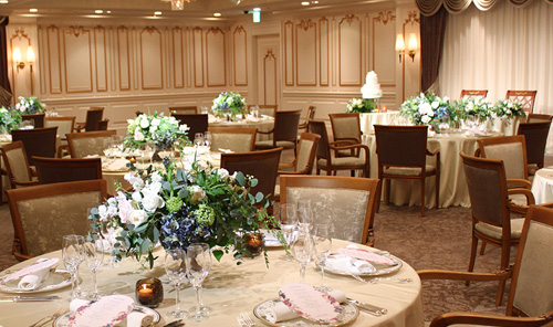 yokohama royal park hotel wedding